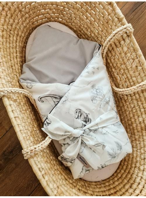 Rożek niemowlęcy DINOZAURY...