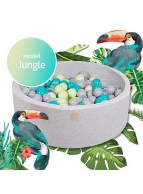 Model JUNGLE - basen z...