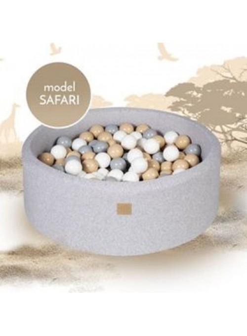 Model SAFARI - suchy basen...
