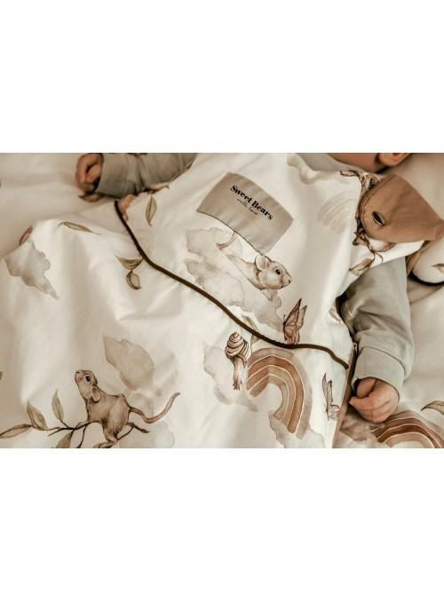 Śpiworek dziecięcy RAINBOW...