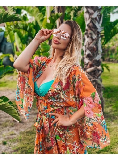 Sukienka plażowa/peniuar -...
