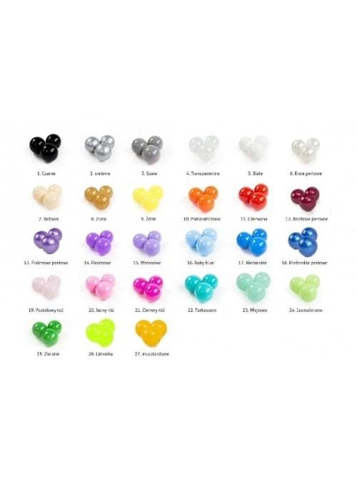 Piłeczki - MIX kolorów